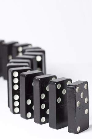 s curve: Dominoes S Curve