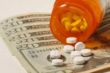 prescription drugs: Prescription Drugs On Twenty Dollar Bills