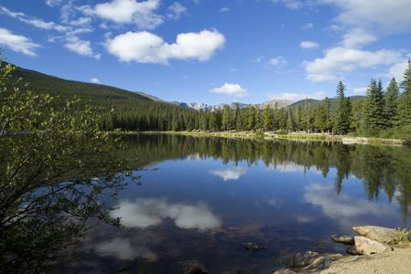 mount evans: Echo Lake Mountain Scenic
