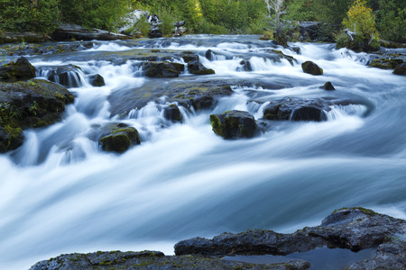 Rogue River Rapids photo