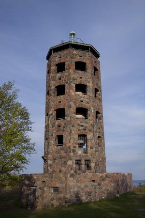 observation: Observation Tower Stock Photo