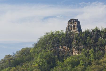 geological formation: Sugar Loaf Rock Formation