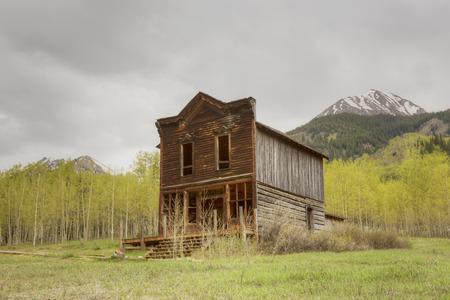 broken hill: Abandoned Hotel