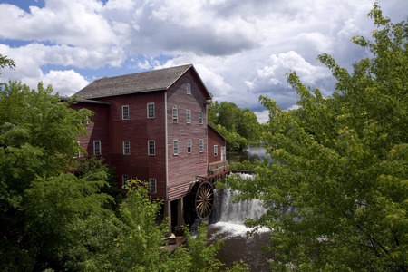 grist: Old Grist Mill