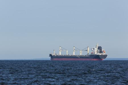 superior: Ship On Lake Superior