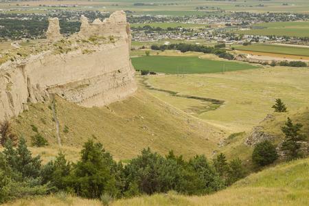 nebraska: Scottsbluff Nebraska Scenic