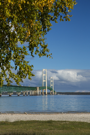 mackinac: Big Mackinac Bridge