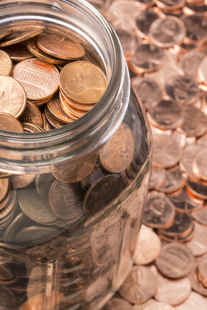 penny: Penny Collection Jar