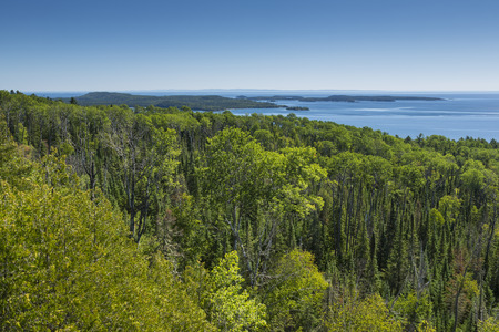 superior: Lake Superior Scenic View