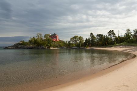 marquette: Marquette Harbor Lighthouse