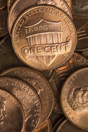 unum: Pennies Pile