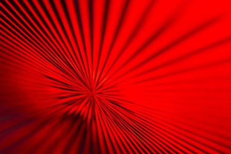 Red and Black Lines Abstract