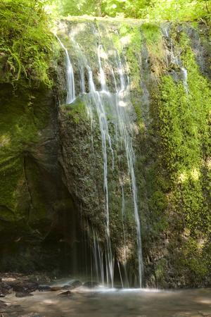 Steven Falls Waterfall