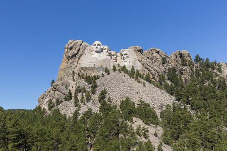サウスダコタ州のラシュモア
