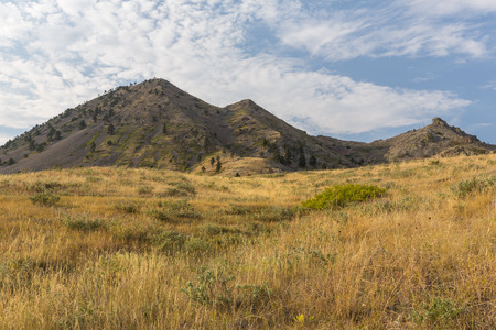 Bear Butte Mountain Landscape