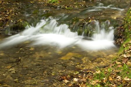 Dunnings Springs Waterfall
