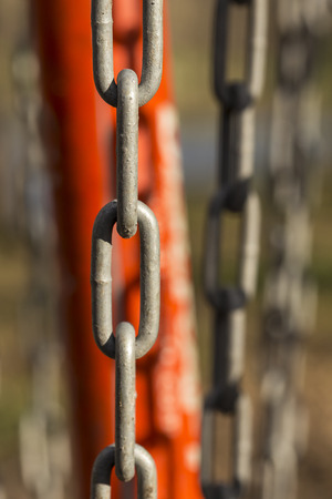 Chains Abstract Stock Photo