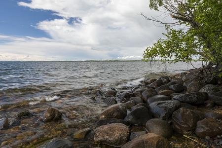 Mille Lacs Lake Stock Photo
