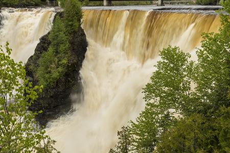 Kakabeka Falls Waterfall