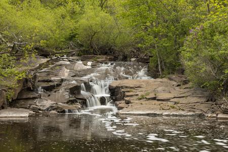 Miller Creek Waterfall