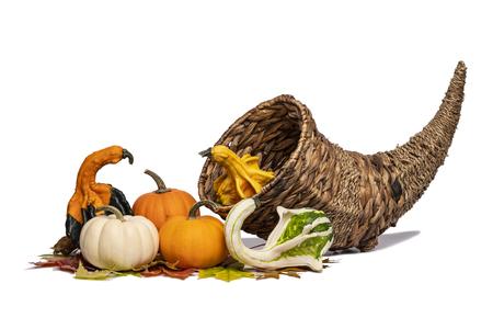 Cornucopia & Gourds