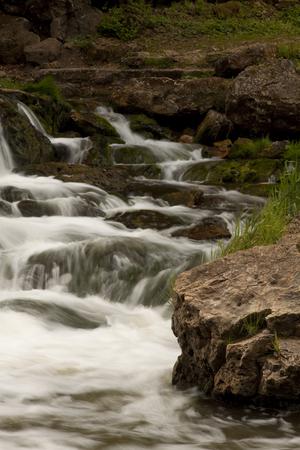 Willow Falls Waterfall