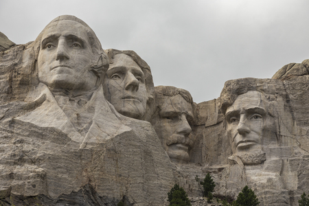 American Presidents On Mt. Rushmore Editorial