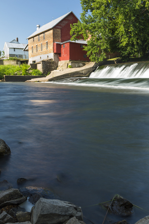 Old Grist Mill and Dam