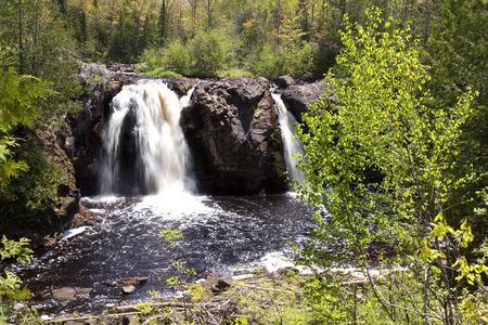 Little Manitou Falls Waterfall