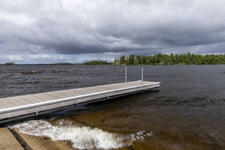 Lake Vermilion Boat Ramp and Dock