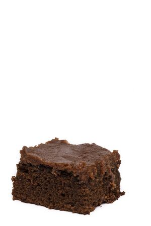 Brownie Bar With Chocolate Frosting