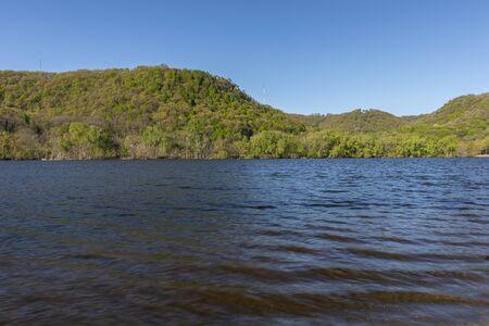 Lake Winona In Spring
