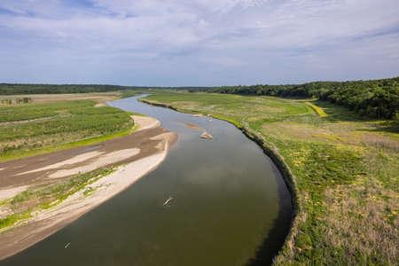 Des Moines River Scenic Landscape