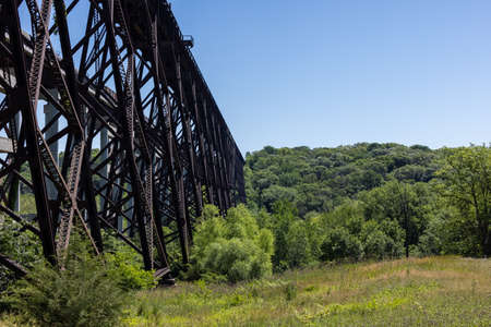 High Trestle Railroad Bridge