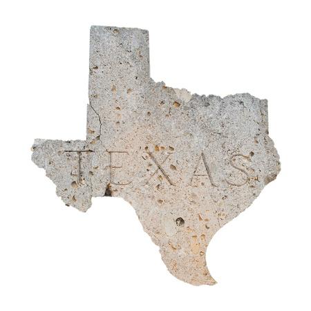 Texas Sign Reklamní fotografie