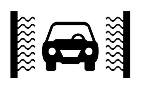 automatic: car wash symbol