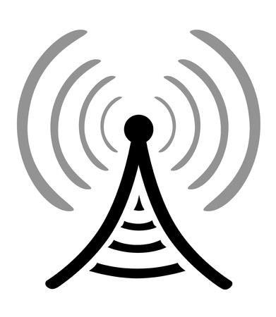 radio antena for signal
