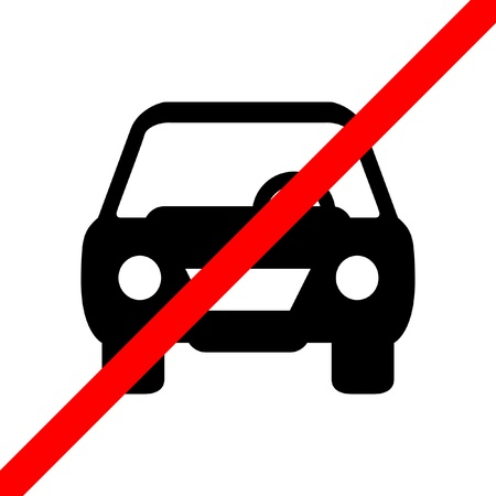 no car or sign Stock Photo - 13533142