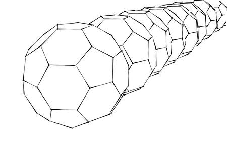 football balls abstract sketch Stock Photo - 13597611