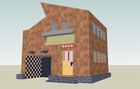 big house: big house model