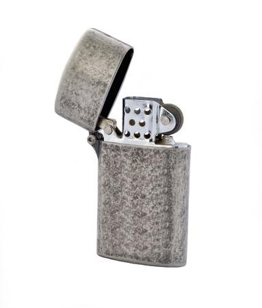 encendedores: encendedor de época de incendios aislados en blanco