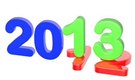 2013 happy new year photo