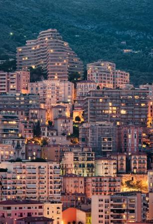carlo: buildings in Monte Carlo, Monaco