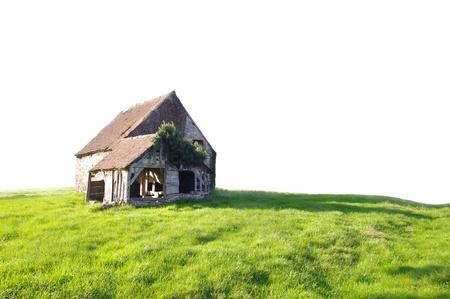 garden key: Old house
