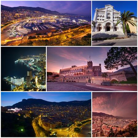 carlo: collection of photos Monte Carlo Monaco