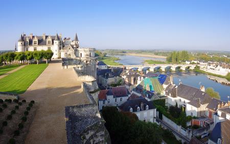 Amboise castle, France