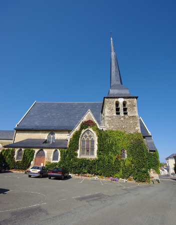 laurent: Saint Hippolyte et Saint Laurent church in France