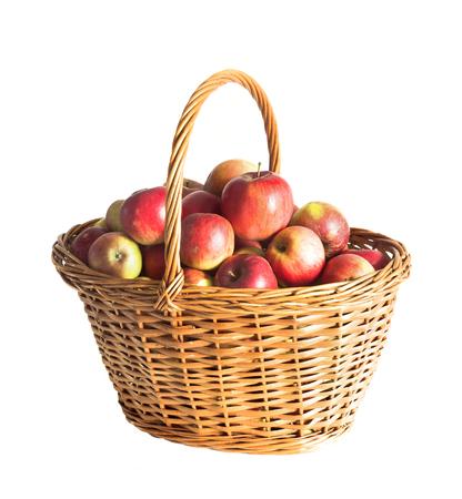basket: apple basket