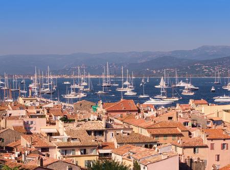 tropez: Saint Tropez sea resort