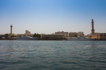old city of Dubai, Deira district